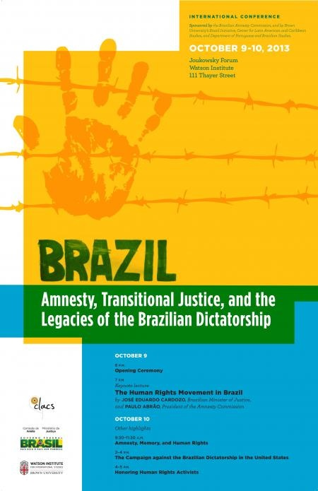 Amnesty, Transitional Justice, and the Legacies of the Brazilian Dictatorship