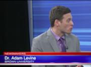 Dr. Adam Levine on air