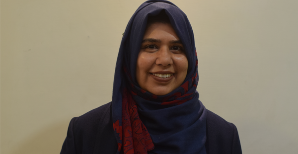 Photo of Aisha Azhar