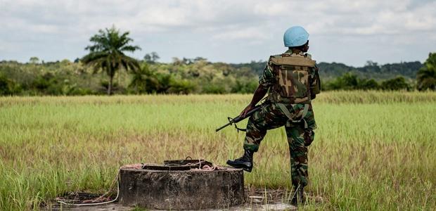 UN Mission in Liberia