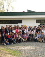Participants in Brown-PDRF Humanitarian Field Program