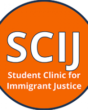 Student Clinic for Immigrant Justice logo