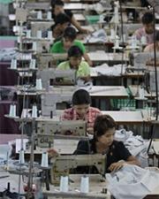 Myanmar Garment Factory