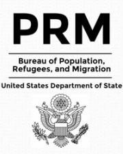 Bureau of Population, Refugees, and Migration Logo