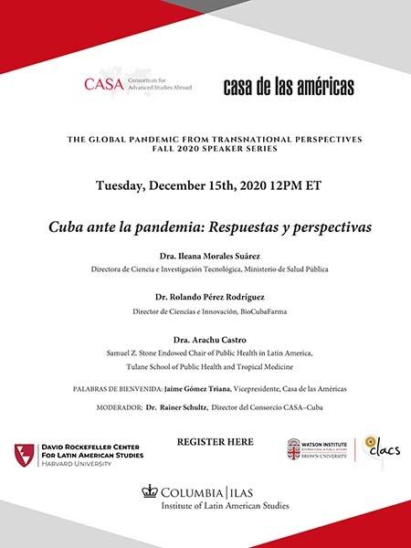 CASA Poster