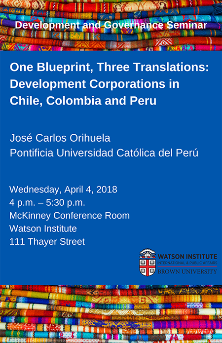 Jos carlos orihuela one blueprint three translations jos carlos orihuela one blueprint three translations development corporations in chile colombia and peru malvernweather Gallery