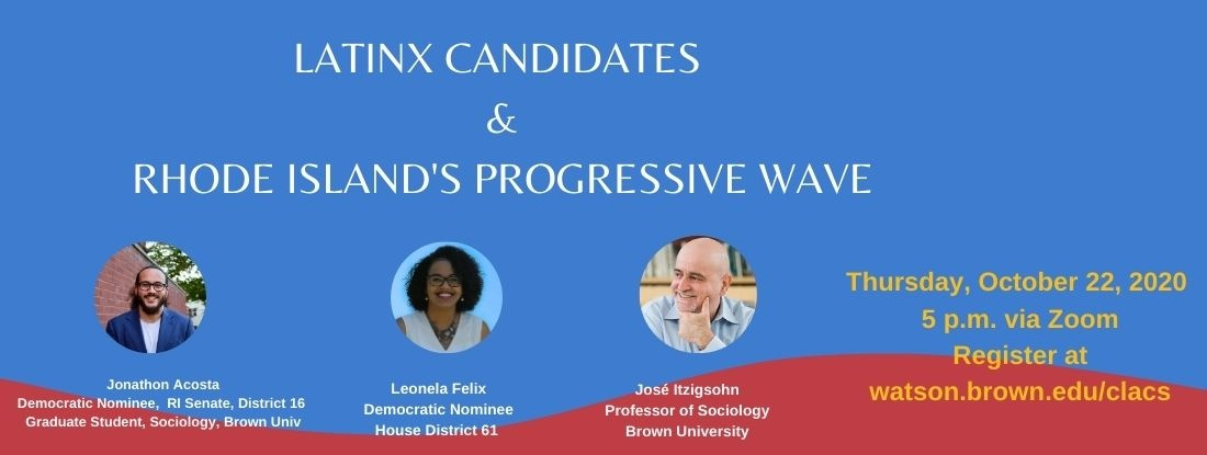 Latinx Candidates and RI Progressive Wave