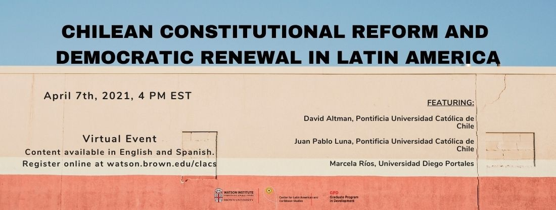 Chilean Constitutional Reforms and Democratic Renewal in Latin America