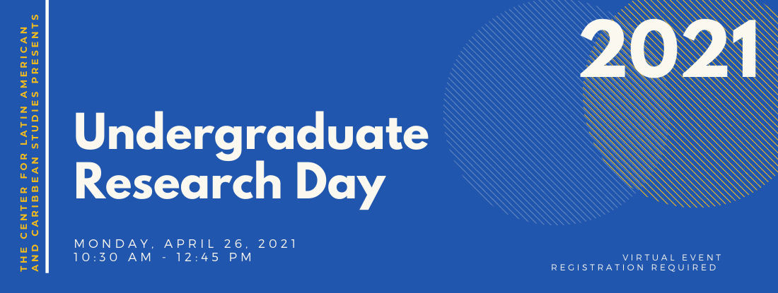 CLACS Undergraduate Research Day