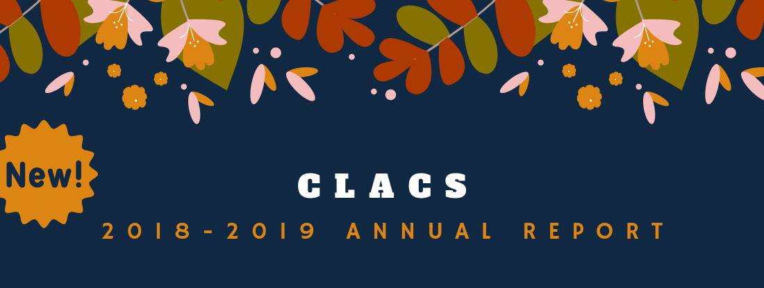 CLACS 2018-2019 Annual Report New!