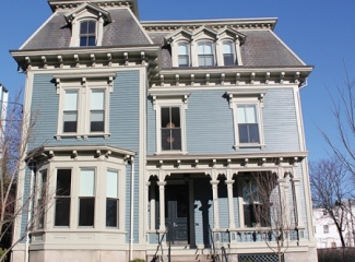 Image of 59 Charlesfield Street building where CLACS is housed.