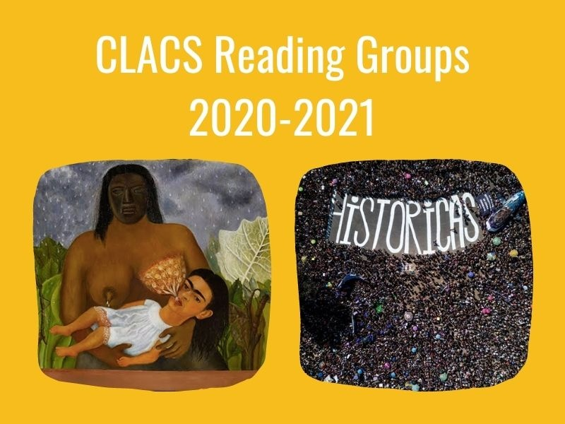 CLACS Reading Groups Banner