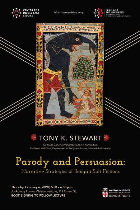 Tony K. Stewart Parody and Persuasion