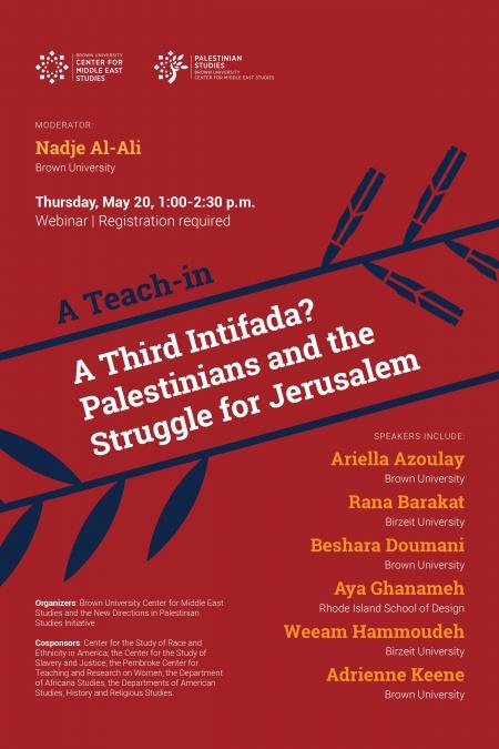 Palestine Struggle for Jerusalem