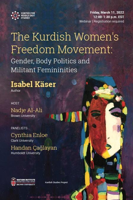The Kurdish Women's Freedom Movement Poster