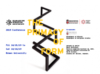 I&H 2019 the Primacy of Form