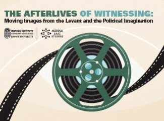 Afterlives of Witnessing Symposium November 4, 2017