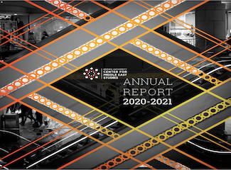 2020-2021 Annual Report Cover