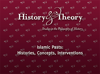 History and Theory: Studies in the Philosophy of History