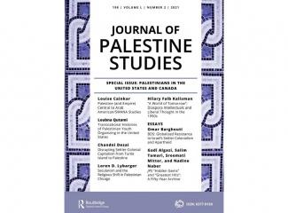 Journal of Palestine Studies cover