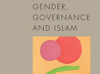 'Gender, Governance and Islam' book cover