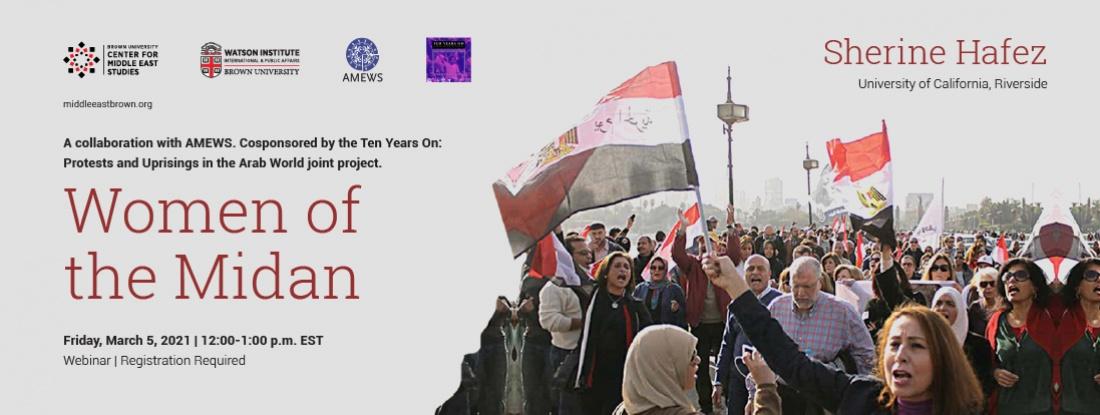 Women of the Midan