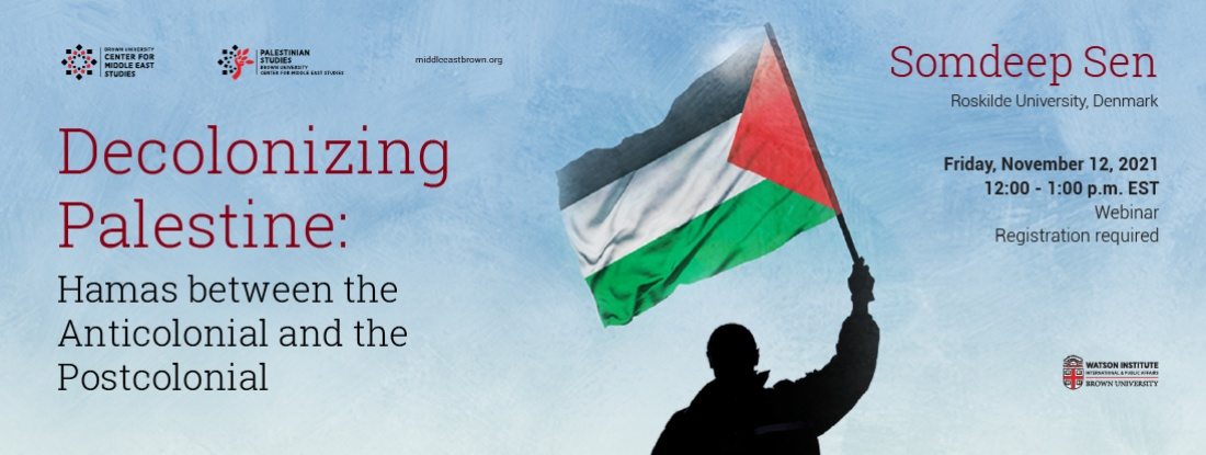 Decolonizing Palestine: Hamas between the Anticolonial and the Postcolonial