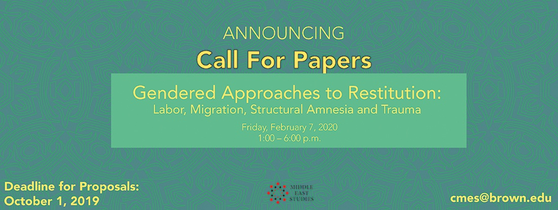 call for papers notice