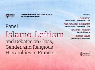 Islamo-Leftism