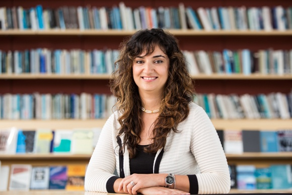 Narges Bajoghli, Postdoctoral Research Associate in International and Public Affairs at the Watson Institute at Brown University
