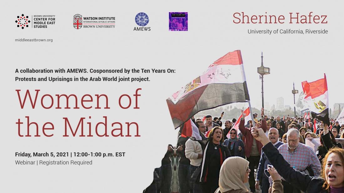 Women of the Midan poster