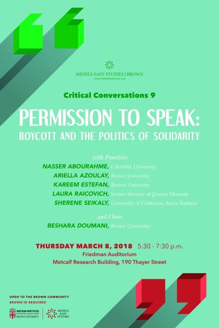 critical conversations Palestine | Israel
