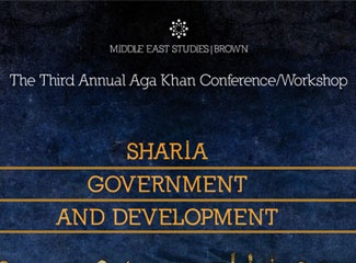 Sharia, Government and Development