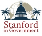 Stanford in Government logo