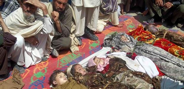 Afghan Civilians Costs Of War