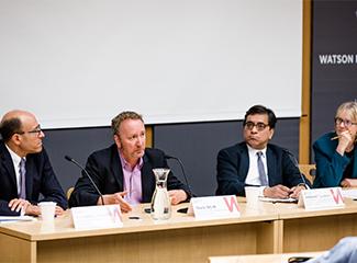 Ed Steinfeld, Mark Blyth, Ashutosh Varshney, Margaret Weir