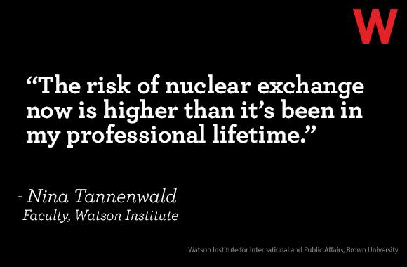 Is Nuclear War No Longer Taboo?