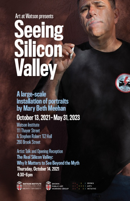 Seeing Silicon Valley poster