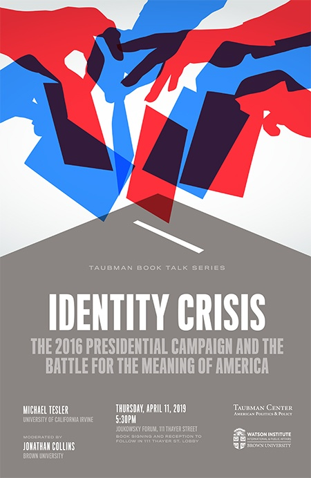 Michael Tesler – Identity Crisis: The 2016 Presidential
