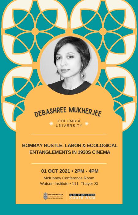 Debashree Mukherjee