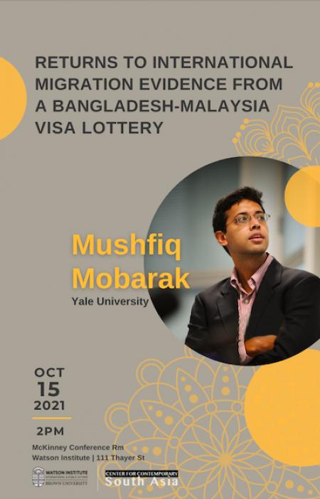 Mushfiq Mubarak poster