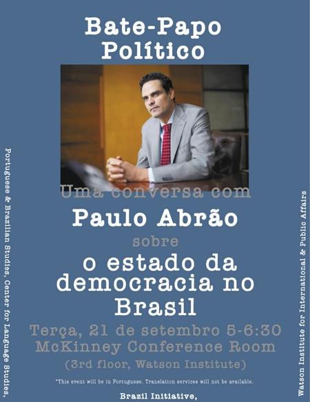 Bate-Papo Brazil poster