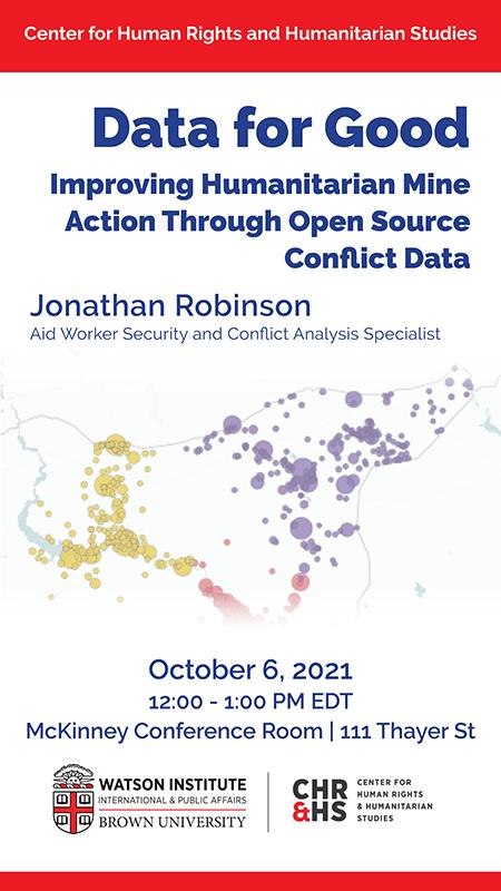Data for Good poster