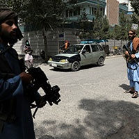 Afghanistan Taliban Take Control