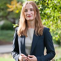 Ieva Jusionyte, Watson Institute