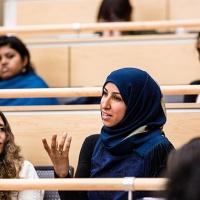 Ghada Hassan, BIARI participant