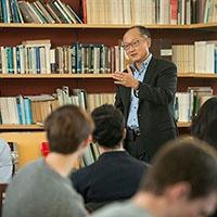 Jim Yong Kim, Senior Fellow, Watson Institute