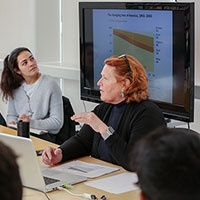 Senator Heidi Heitkamp, Watson Institute