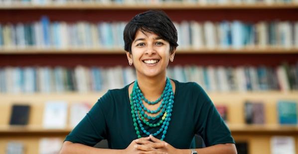 Watson Postdoc Sahana Ghosh