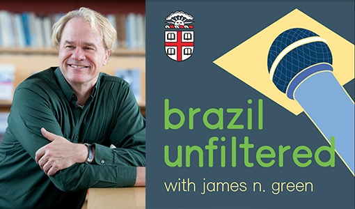 Brazil Unfiltered with James Green
